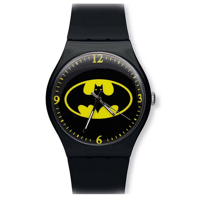 brand quart children wristwatches fashion sport boys Batman Watch kids Xmas gift