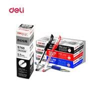 Deli Office Stationery Cute Gel Pen 0 5 Mm Ballpoint Pen 3 Color Choose Learning Essential