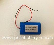 18650 1s2p akumulator 18650F1L 3.7 V 6800 mAh z pcb (5A) z przewody