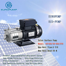 EUROPUMP MODEL(SCPJE5/30-D24/370)Surface pump Swimming Pool Pump 24V 370 watts solar booster pressure system surface Bomba