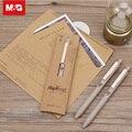 Черный стержень сменный гелевый ручка 7 шт. креативная нейтральная авторучка для письма авторучка высокое качество сенсорная ручка студенч...