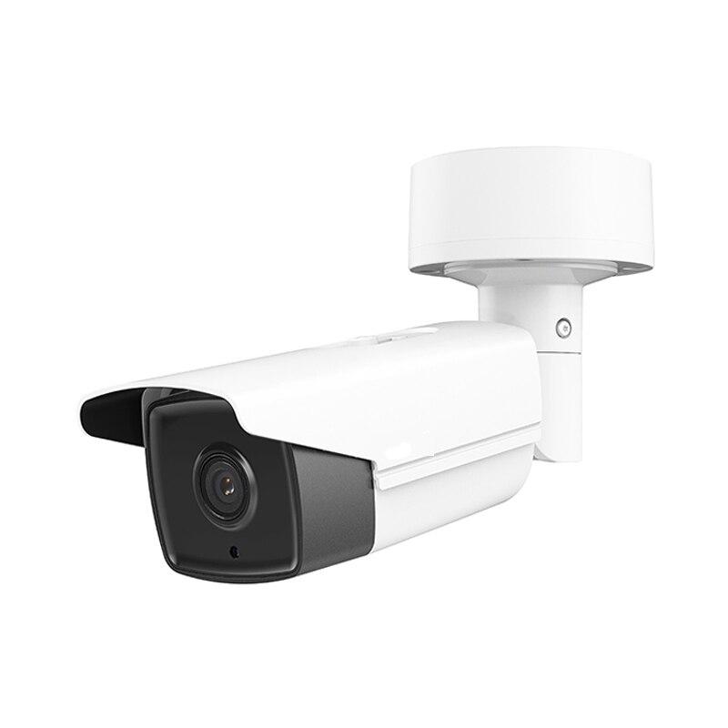 onvif H.265  ip camera 4mp  DS-2CD2T45-I3 POE  EXIR Network Bullet Camera H.265 Onvif  30m IR security cctv system original new arrival ds 2cd2t35 i5 3mp exir bullet poe 1080p cameras poe cctv ip network cameras ir h265 ipc