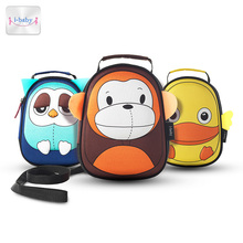 i-baby Cute Animal Design Zoo Children Kids Little baby and Toddler Backpack, Ages 1+, Duck Owls Monkey 6 Colors 3I63