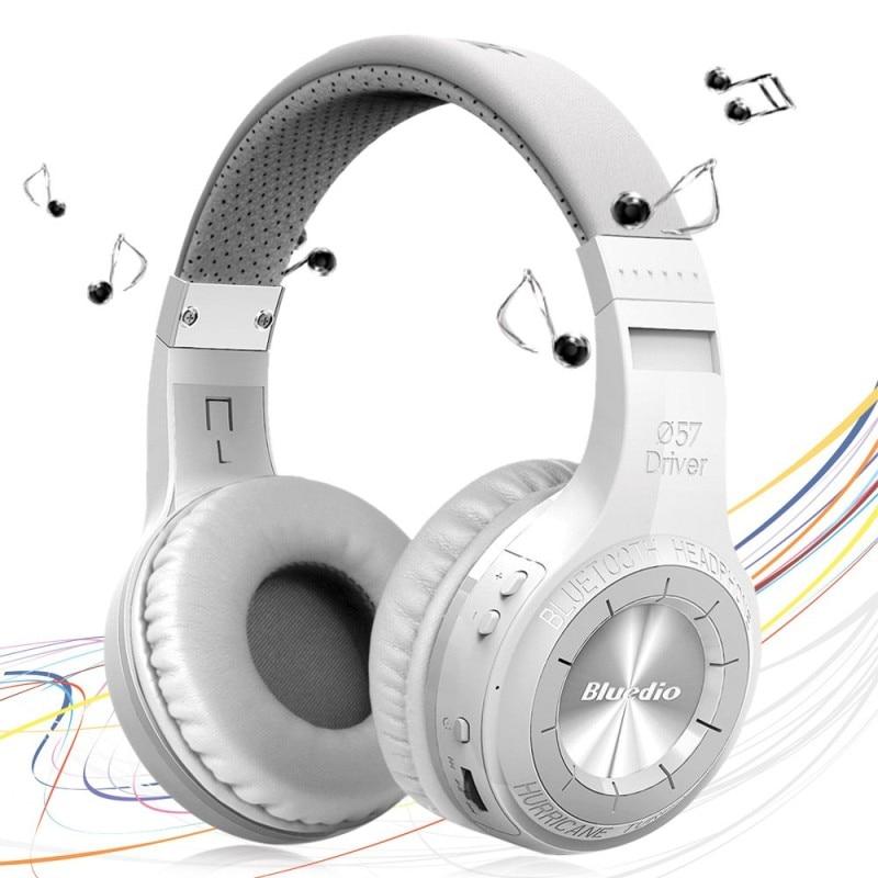 D'origine Vrai Sans Fil Bluetooth Casque Bluedio HT Écouteurs Meilleure Version 4.1 Stéréo Casque Avec Microphone Mains Libres Appels