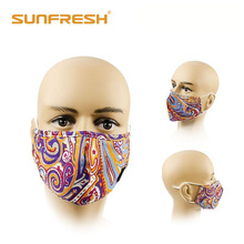 Washable anti-dust and nose protection cute face mouth mask fashion reusable maske man woman Windproof, sunscreen mouth masks