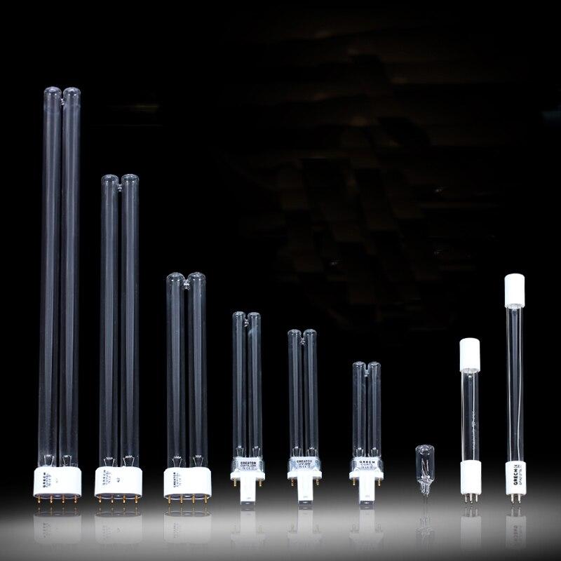 Uv Quartz Aquaria Sterilisator Vervangen Licht Buis Sunsun, Grech Hw, Jup, Cuv, Cpf, cup Lamp Aquarium Kiemdodende Lamp