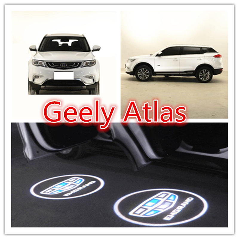 Car dedicated hospitality lamp , door light modification for <font><b>Geely</b></font> BoYue , <font><b>Geely</b></font> <font><b>Atlas</b></font> image