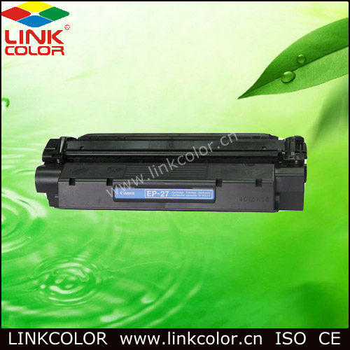 For Canon EP27 EP-27 Black LaserJet Toner Cartridge for CANON LBP 3200 /3220/3112 LBP3200/MF3110/MF5630/MF5650 (2500pages) high quality black laser toner powder for canon epw ep 72 ep 72 lbp 930 lbp 2460 lbp 950 lbp950 1kg bag printer