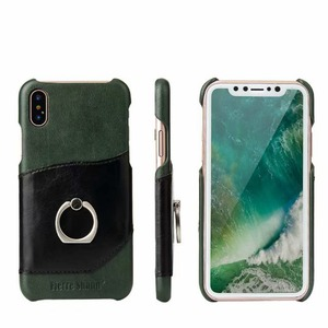 Image 5 - 케이스 아이폰 12 미니 11 프로 xs 맥스 x xr 6 6s 7 8 플러스 Se 2020 애플 Funda Etui 럭셔리 가죽 전화 뒷면 커버 Coque 쉘