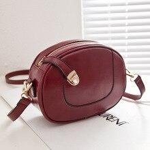 2016 herbst Neue Mode Frauen Lederhandtaschen Kleine Umhängetaschen für Teenager Mädchen Messenger Bags frauen Abend Kupplung Handtasche