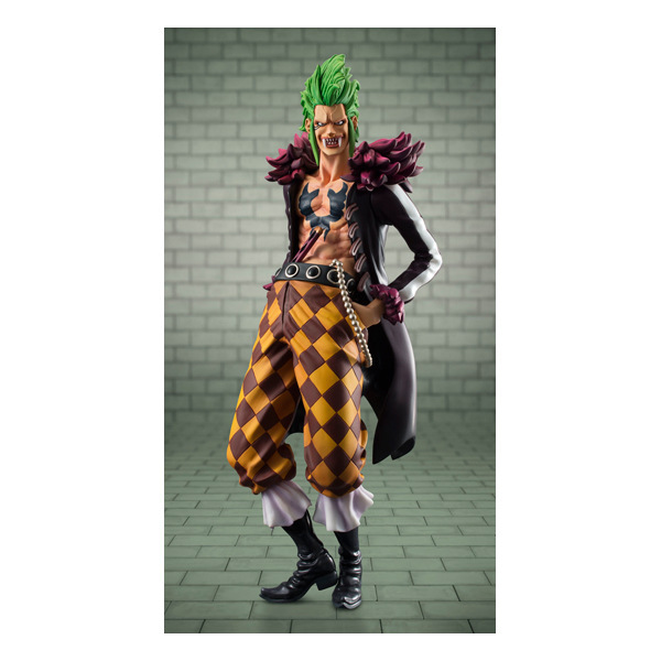 XINDUPLAN One Piece Japanese Anime Bartolomeo Barrier Luffy Onepiece New World Action Figure Toy 23cm PVC Collection Model 0307 23cm japanese anime onepiece one piece pop roronoa zoro golden lion theater version black sauron pvc action figure model toy