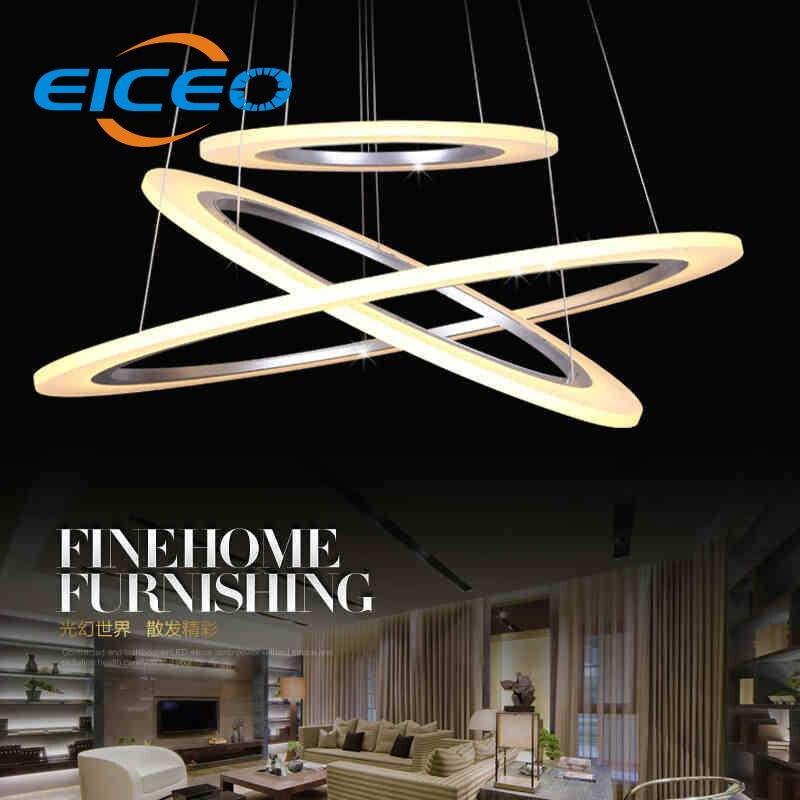 (EICEO) Готель Кафе LED Люстра Вітальня - Внутрішнє освітлення