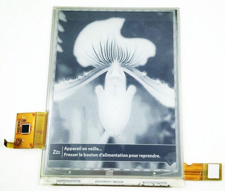 Pantalla táctil OK de 6 pulgadas y pantalla lcd ED060SCM para Pocketbook touch 622 lector de matriz de lanza e-lector - 2
