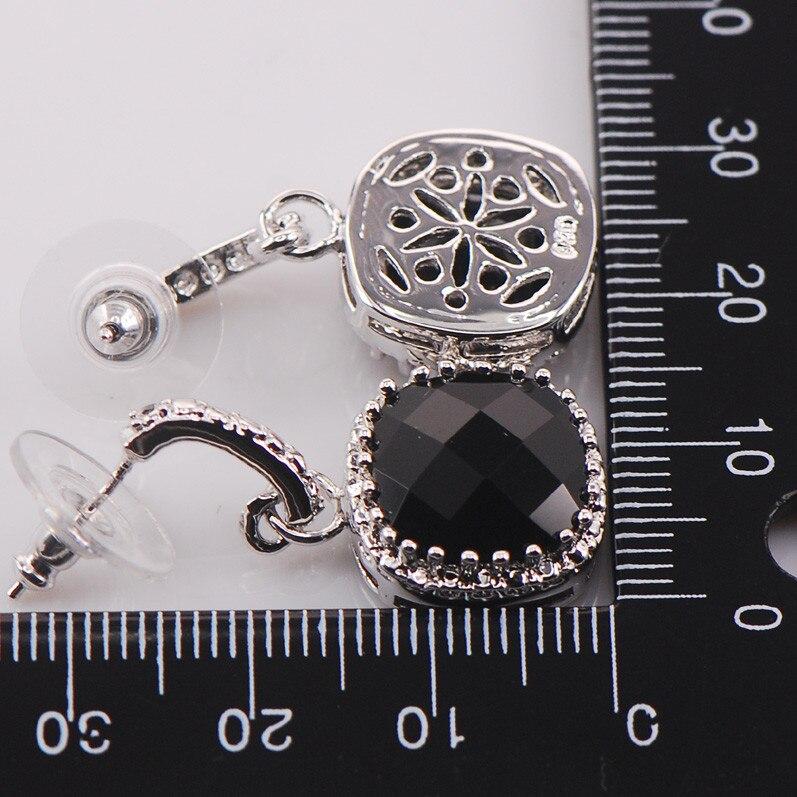 cristal de prata esterlina te452