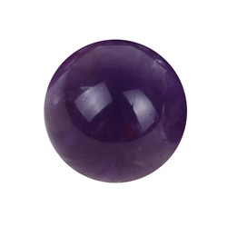 Pierre Naturelle Natural Amethyst Quartz Sphere Big Pretty Crystal Ball Healing Purple Stone 1Pc Stones And Crystals 19May28 P30