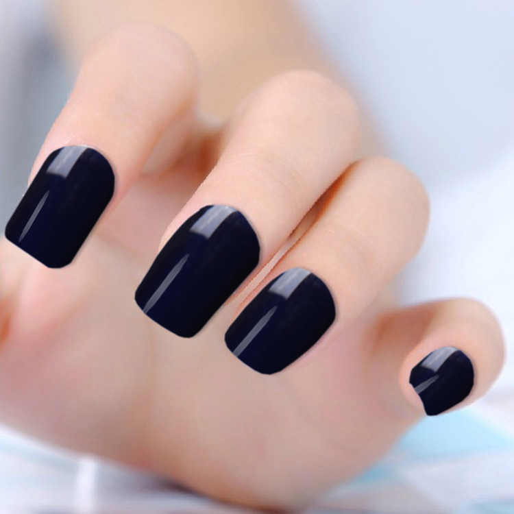 2017 Dark Color Soak Off Gel Nail Gel Polish Color Lacquer Nail Art ...