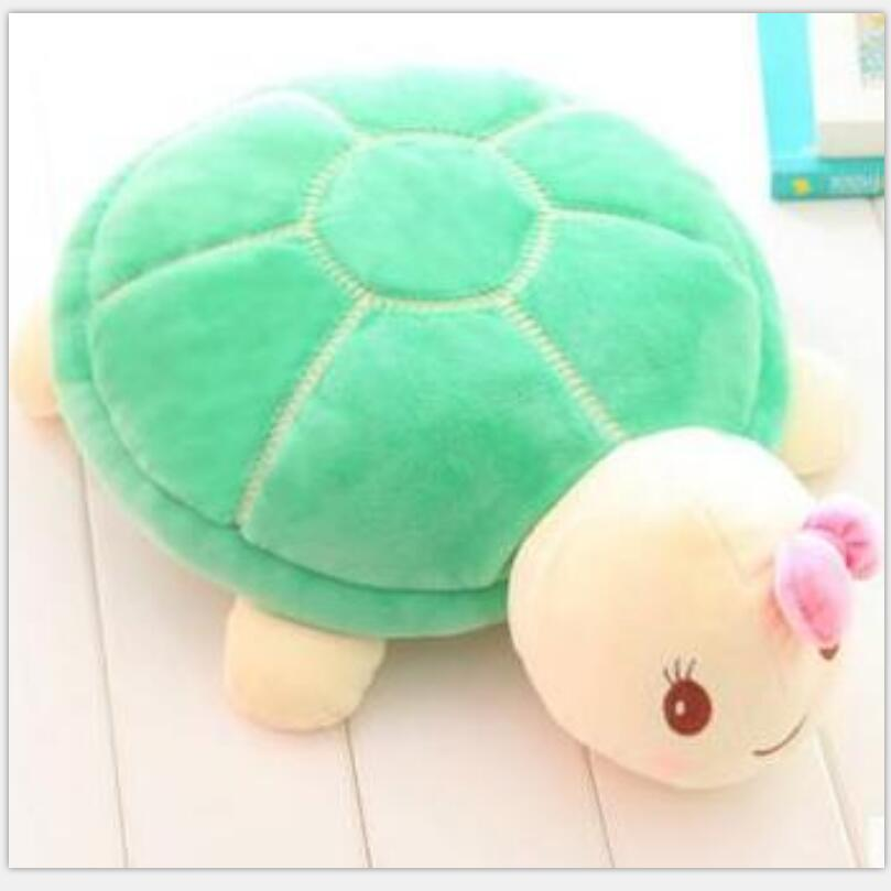20cm Kawaii Tortoise Plush Toys Turtle Doll For Boy/girl Childrens Baby Birthday Holiday Gift Kids Lovely Soft Kid Toy Pure White And Translucent Stuffed & Plush Animals