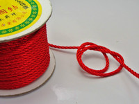 48 Meter Red Nylon Love Rope Binding Bind Up Synthetic Silk String 2mm