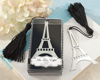 100PCS Wedding Favors Party Event Gift Bridal Shower Bookmarks Tassels Creative