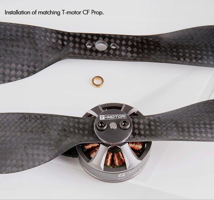 KV780 Tiger brushless para multi-rotor copter Quadcopter controle de rádio Do Motor