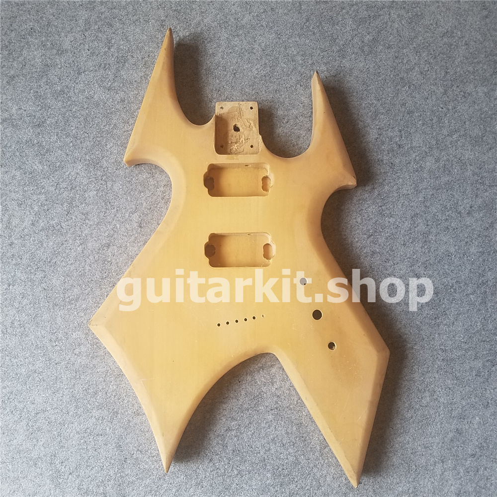 Diy Electric Guitar Body Qualified Afanti Music Diy Guitar Selling Well All Over The World g104