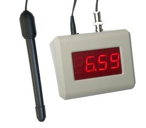 Digital MINI pH Meter Tester Monitor  water quality
