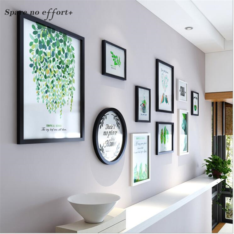 Wall Decoration Wooden Picture Frame