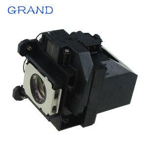 Image 2 - ELPLP57 Lámpara Compatible con carcasa para Epson EB 440W, EB 450W, EB 450WI, EB 455WI, proyectores GRAND
