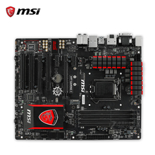 MSI H97 GAMING 3 Original Used Desktop font b Motherboard b font H97 Socket LGA 1150