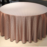 Table cloth wholesale, european style hotel tablecloths, wedding round table cloth, restaurant table cloth, can be customized