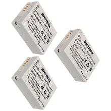 3 PCS / lot  High- Capacity  LI-ION battery NB-10L NB 10L NB10L Rechargeable camera Battery for Canon PowerShot SX40 HS SX40 z2