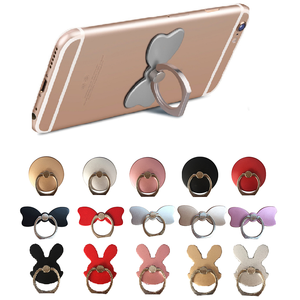 Finger Ring Mobile Phone Smartphone Stand Holder For iPhone