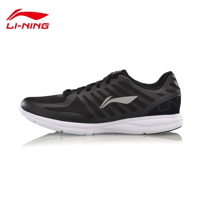 Li Ning Original nouveau léger respirant chaussures de course hommes amorti baskets hommes chaussures de Sport ARBM003