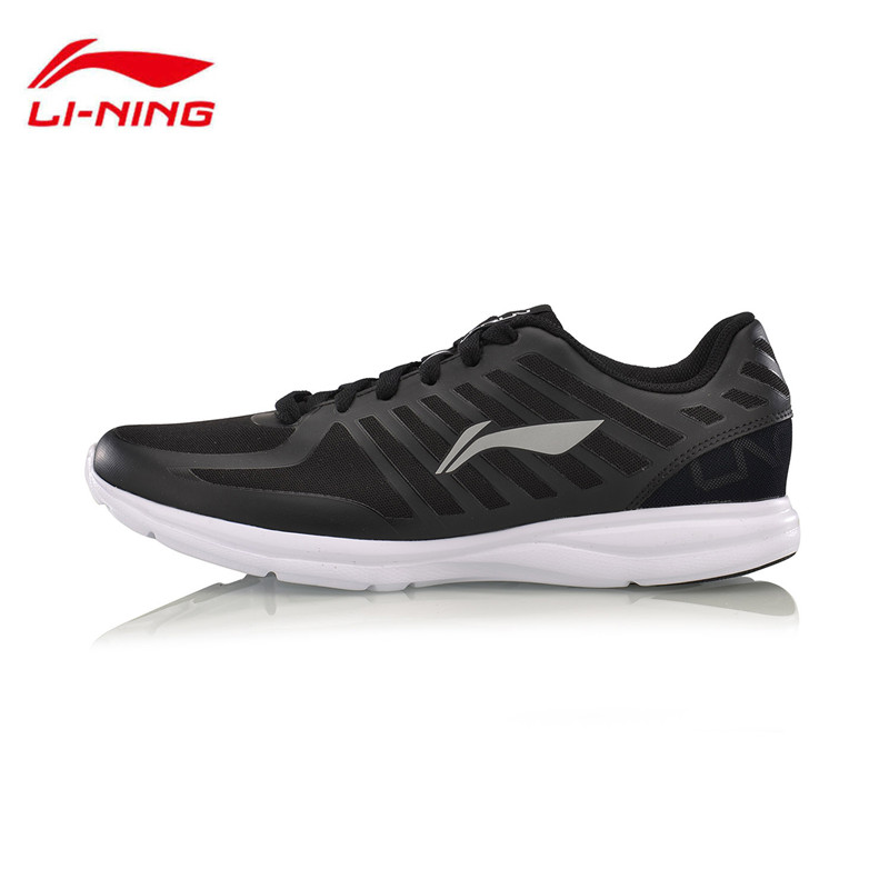 Li Ning Original New Lightweight Breathable Running Shoes Men Cushioning Sneakers Men Sport Shoes ARBM003 аппарат для маникюра planet nails аппарат orbita 50l цвет серый