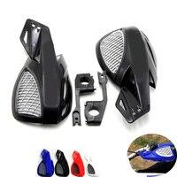 2 Pcs Bike Handguards Hand Guards Protectors Fit Motorbike Motocross Universal Plastic 22mm For KTM 50