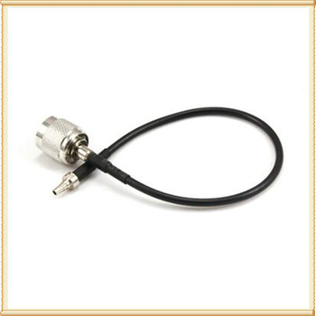 CRC9 to TNC male  connector  antenna Connector Cable RG174 20cm