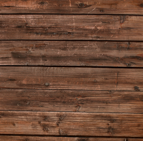 8x8ft Saddle Brown Wooden Planks Pallets Timber Wall