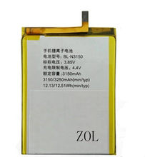 MATCHEASY High Quality 3150mAh BL-N3150 Battery For Gionee S6 GN9010 With Tracking Number