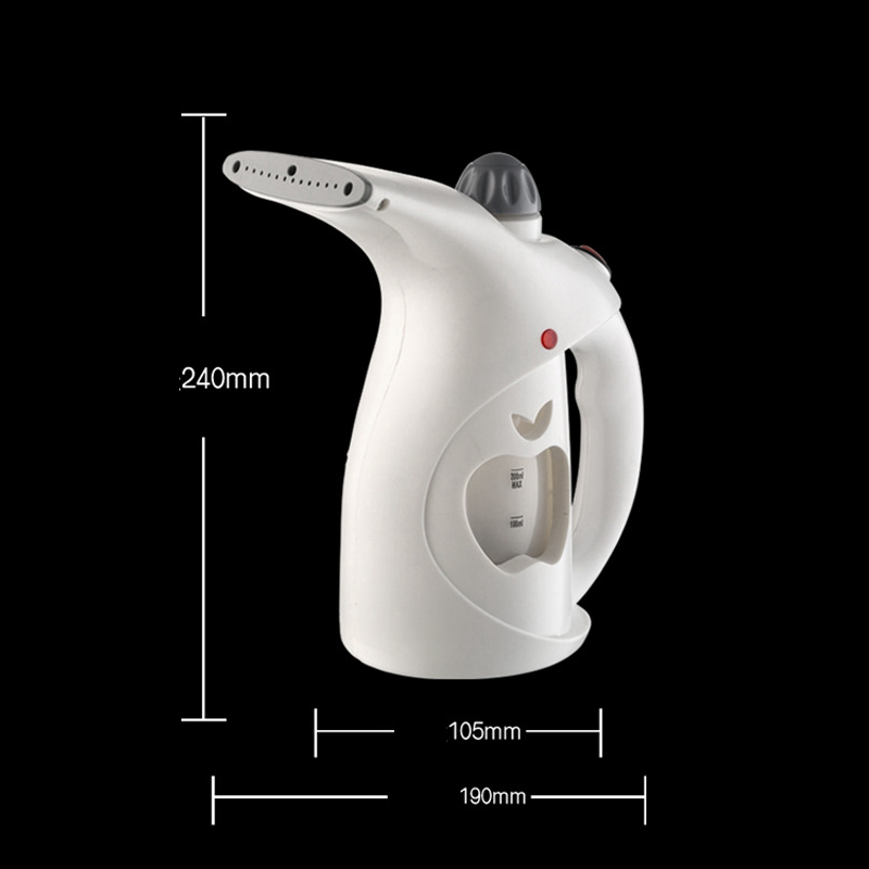 Mini Portable Travel Garment Steamers Clothes Steam Iron Handheld Dry Cleaning Brush Clothes Household Appliance Eu Plug in Garment Steamers from Home Appliances