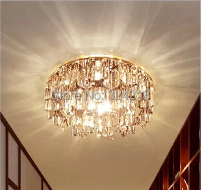 Led k9 crystal ceiling lights for dinningliving room lighting led k9 crystal ceiling lights for dinningliving room lighting entrance ligts hall light aisle lamp with 3w led free shipping in ceiling lights from lights aloadofball Choice Image