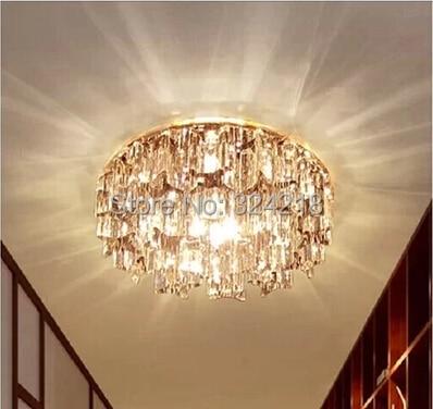 Led k9 crystal ceiling lights for dinningliving room lighting led k9 kristall deckenleuchten fr dinningwohnzimmer beleuchtung eingang ligts halle licht gang lampe mit aloadofball Images