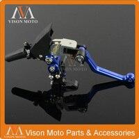 Billet Pivot Foldable Clutch Lever Perch For Yamaha YZ85 YZ125 YZ250 YZ250F YZ450F WR450F WR250F Dirt Bike Motocross Enduro