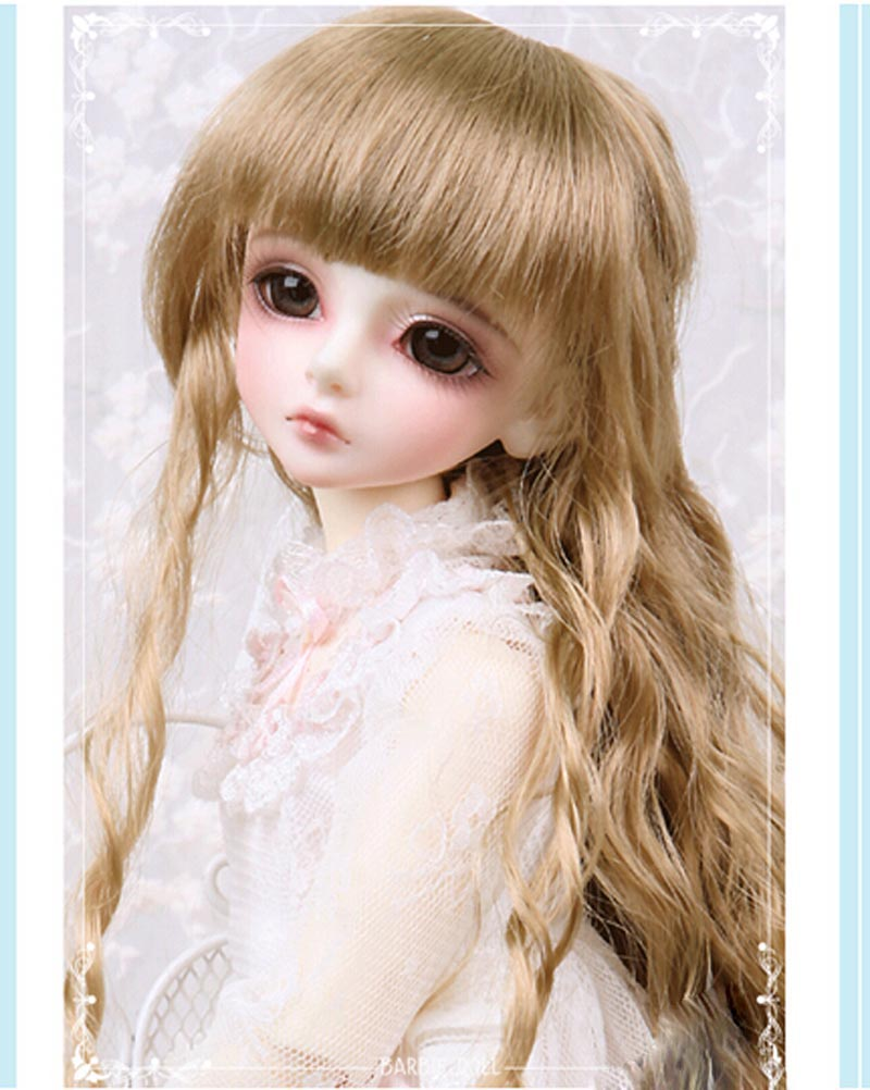 New Arrival 1/4 BJD doll BJD / SD LOVELY Doll For Baby Girl Birthday Gift Free Shipping