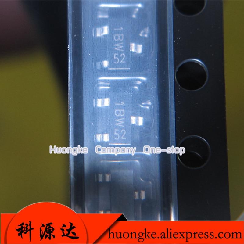 100 x BC856B PNP TRANSISTOR BC856B-AU Pan Jit I SOT-23 100pcs