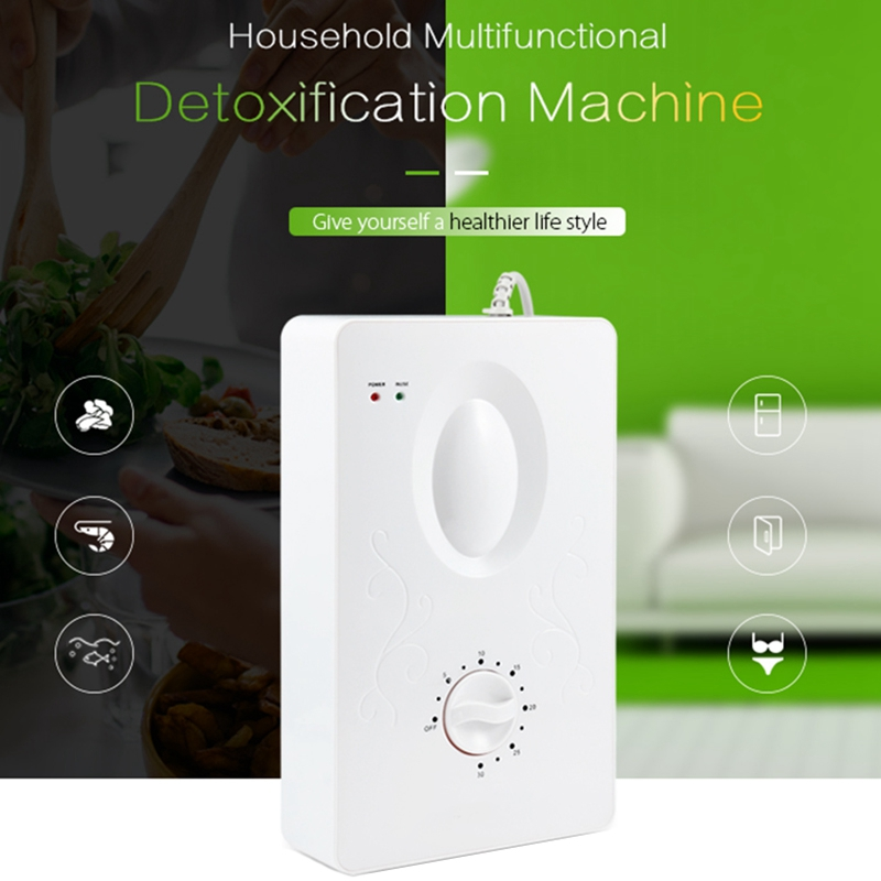 Multifunctional Ozone Generator Air Purifier Fruit Vegetable Sterilizer Air Water Purification Sterilization Ozonator