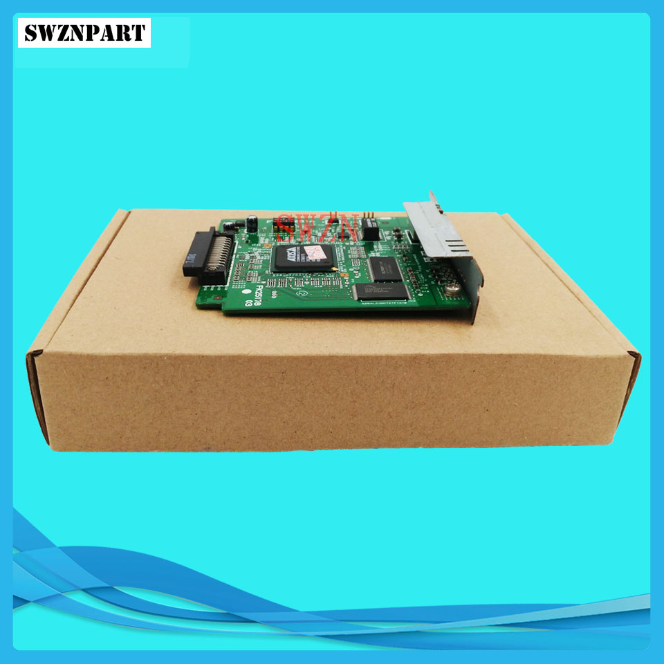 Ethernet card for <font><b>Canon</b></font> LBP3300 LBP3500 <font><b>LBP5000</b></font> LBP5100 LBP3310 NB-C1 NB-C2 Network card NB-C1 NB-C2 FM3-2014 FM3-2014-000 image