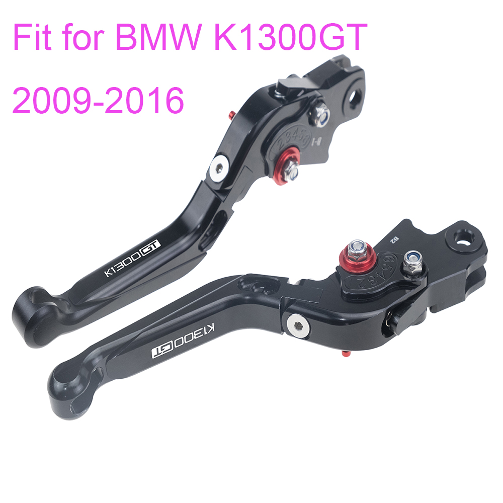 KODASKIN Left and Right Folding Extendable Brake Clutch Levers for BMW K1300GT 2009-2016KODASKIN Left and Right Folding Extendable Brake Clutch Levers for BMW K1300GT 2009-2016