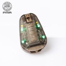 FMA HEL STAR6 GEN III Yeşil Işık Survival Güvenlik Flaş Işığı Açık Spor Ekipmanları 1286
