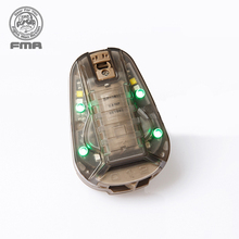 FMA HEL STAR6 GEN III الضوء الأخضر بقاء السلامة ضوء فلاش المعدات الرياضية في الهواء الطلق 1286