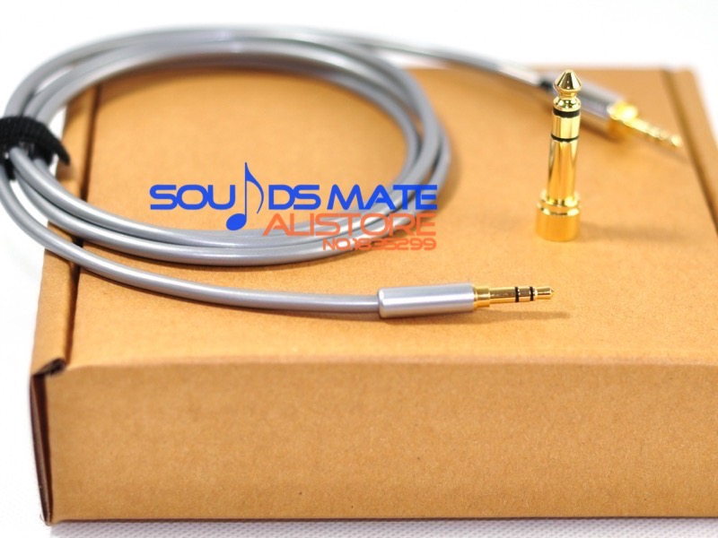 New Replacement Audio upgrade Cable For Bang & Olufsen Beoplay H6 H8 Headphone 5N 99.9997% OCC наушники bang olufsen beoplay h3 белый
